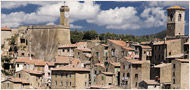 Medieval towns of  Maremma
